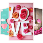 Love Pink Wallpaper APK