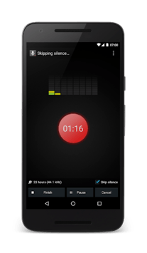 Smart Recorder – High-quality voice recorder APK screenshot 2
