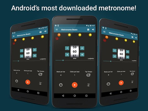 Metronome Beats APK screenshot 1