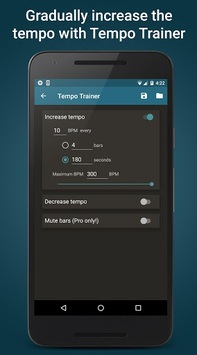 Metronome Beats APK screenshot 3