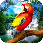 🐦 Wild Parrot Survival - jungle bird simulator! APK icon