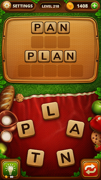 Word Snack - Your Picnic with Words APK screenshot 2