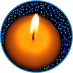 Night Candle : Ambient, relaxation radio & sounds APK icon