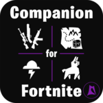Companion for Fortnite (Stats, Map, Shop, Weapons) APK