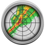 Radar Express - with NOAA Weather APK icon
