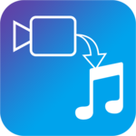 Vid2Mp3 - Video To MP3 for PC icon