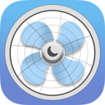 Sleep Aid Fan - White Noise Fan Background Sounds APK icon