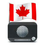 Radio Player Canada: Internet Radio Player App APK icon