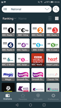 Radio UK - Free Radio FM, Internet Radio Online APK screenshot 3