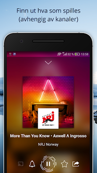 Radio Norway - Internet Radio, DAB+ / FM Radio APK screenshot 3