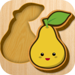 Baby Wooden Blocks Puzzle APK icon