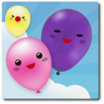 Baby Balloons 🎈 pop APK icon