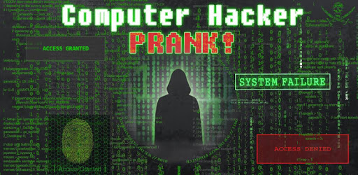 Computer Hacker Prank! APK : Download v1 14 for Android at