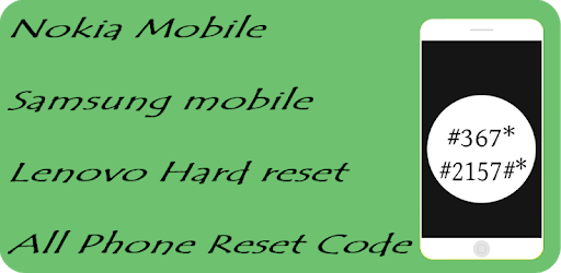 Reset Code Any Mobile APK : Download v9 0 for Android at AndroidCrew