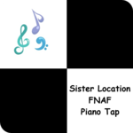 Piano Tap - Sister Location FNAF APK icon
