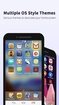 OS10 Launcher for Phone 7 APK : Download v4 0 0 1 for