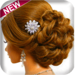 Hairstyle Changer for Girl - Images and Videos APK icon