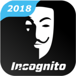 Incognito - Spyware Detector and Phone Security APK icon