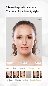 Perfect365: One-Tap Makeover APK screenshot 1