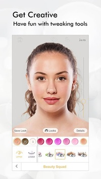 Perfect365: One-Tap Makeover APK screenshot 2