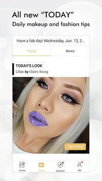 Perfect365: One-Tap Makeover APK screenshot 3