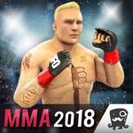 MMA Fighting Games APK icon