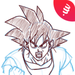 WeDraw - How to Draw Anime & Cartoon APK icon