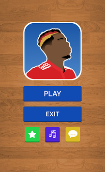 4 Pics 1 Footballer APK screenshot 1