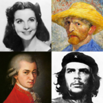 Famous People - History Quiz about Great Persons APK icon
