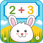 Math games for kids: numbers, counting, math APK icon