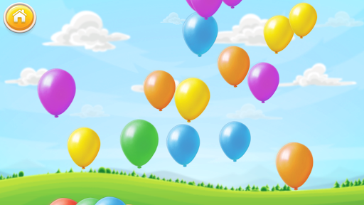 Balloons for Little Kids 🎈 APK screenshot 1