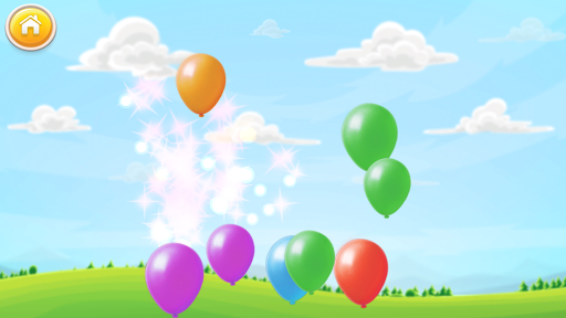 Balloons for Little Kids 🎈 APK screenshot 3