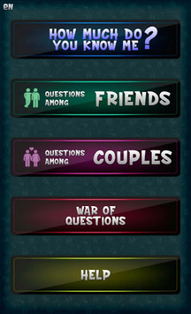 How much do you know me? APK screenshot 1