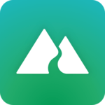 ViewRanger: Trail Maps for Hiking, Biking, Skiing APK icon