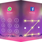 AppLock Aurora APK icon