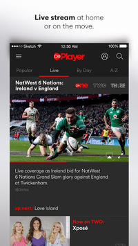 Virgin Media Player APK screenshot 2