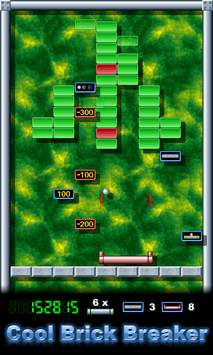 Cool Brick Breaker APK screenshot 2