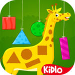 Baby Puzzles & Toddler Games - For Preschool Kids APK icon