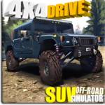 4X4 DRIVE : SUV OFF-ROAD SIMULATOR APK icon