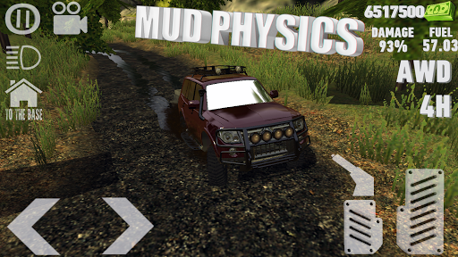 4X4 DRIVE : SUV OFF-ROAD SIMULATOR APK screenshot 2
