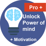 Mind Power - Motivation & Brain training APK icon