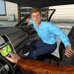 Taxi Game 2 APK icon