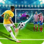 Shoot Goal - Top Leagues Soccer Game 2018 APK icon