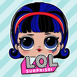 L.O.L. Surprise Stickers APK icon