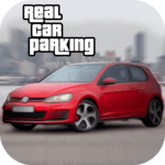 Real Car Parking APK icon