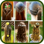 Hairstyles for girls APK