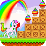 Unicorn Dash Attack APK icon