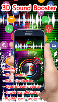 3D Sound Booster APK Download for Android latest version for free
