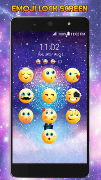 Emoji lock screen APK : Download v1 3 0 for Android at