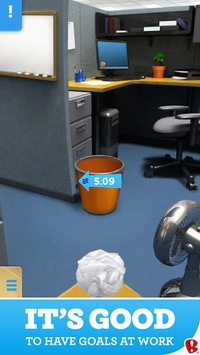 Paper Toss APK screenshot 3